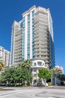 Residential Property for sale in 450 KNIGHTS RUN AVENUE 804, Tampa, FL, 33602