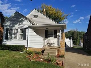 Single Family for sale in 405 W CORRINGTON, Peoria, IL, 61604