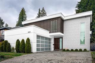 Single Family for sale in 1622 WESTOVER ROAD, North Vancouver, British Columbia, V7J1X6