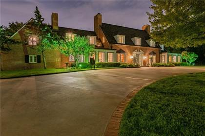 Residential Property for sale in 6713 NW Grand Boulevard, Nichols Hills, OK, 73116