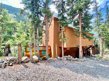 Residential Property for sale in 1781 Stevens Gulch Road, Silver Plume, CO, 80476