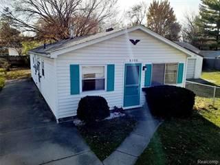 Single Family for sale in 8300 ESSEX Avenue, Warren, MI, 48089