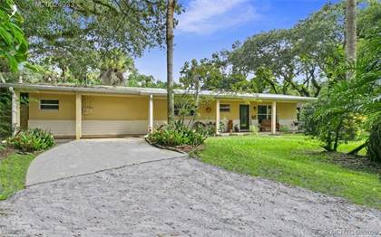 Residential Property for sale in 7828 SW Wildwood Drive, Stuart, FL, 34997