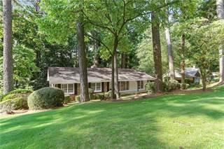 Single Family for sale in 345 Amberidge Trail, Sandy Springs, GA, 30328