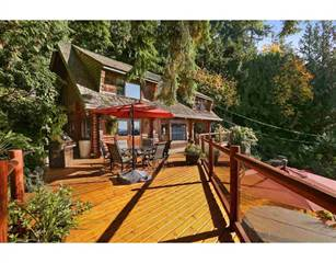 Single Family For Sale In 307 BAYVIEW PLACE, Lions Bay, British Columbia,  V0N2E0 ...