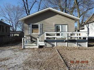 Single Family for sale in 209 W BROWN AVE, Stonington, IL, 62567
