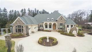 Single Family for sale in 3434 HIGH HILLCREST Drive, Marion, MI, 48843