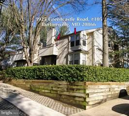 Condo for sale in 3925 GREENCASTLE ROAD 105, Burtonsville, MD, 20866