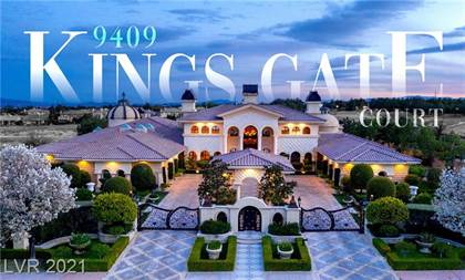 Residential Property for sale in 9409 KINGS GATE Court, Las Vegas, NV, 89145