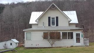 Single Family for sale in 939 Wildcat Rd, Shinglehouse, PA, 16748