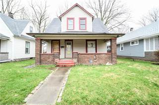 Single Family for sale in 4019 GRACELAND Avenue, Indianapolis, IN, 46208