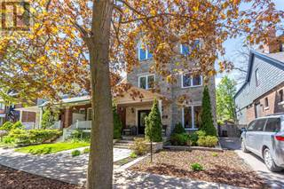 Single Family for sale in 50 LANGFORD AVE, Toronto, Ontario, M4J3E3
