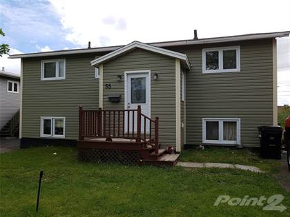 Residential Property for rent in 55a Forbes Street, St. John's, Newfoundland and Labrador, A1G 1E5