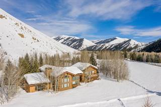 Single Family for sale in 49 East Fork Rd, Ketchum, ID, 83340