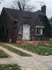 Single Family for sale in 525 W GREENDALE, Detroit, MI, 48203