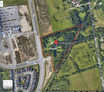 Lots And Land for sale in 7960 Reesor Rd, Markham, Ontario, L6B 1A8