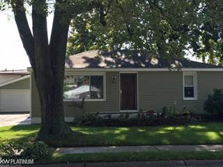 Single Family for sale in 22610 Harper Lake Avenue, St. Clair Shores, MI, 48080