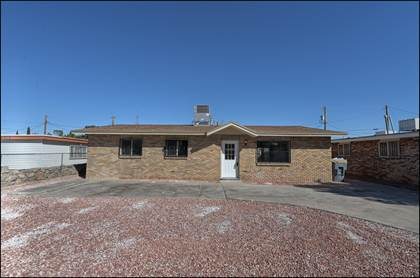 Residential Property for sale in 8312 POLARIS Street, El Paso, TX, 79904