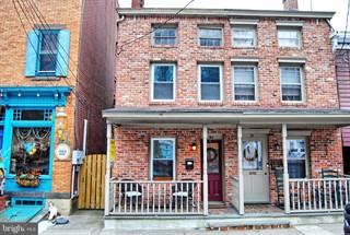 Single Family for sale in 21 N FRANKLIN STREET, Lambertville, NJ, 08530