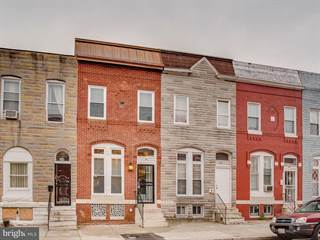 Single Family for sale in 337 21ST STREET, Baltimore City, MD, 21218