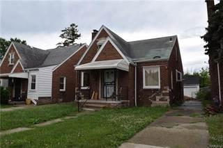 Single Family for sale in 9181 Cheyenne Street, Detroit, MI, 48228