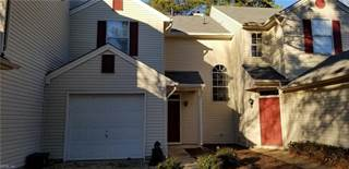 Townhouse for sale in 1231 Mill Pond Court, Newport News, VA, 23602