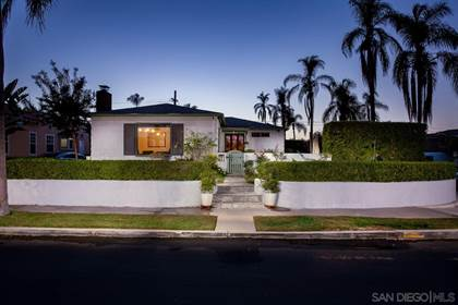 Residential Property for sale in 5182 Bristol Rd, San Diego, CA, 92116