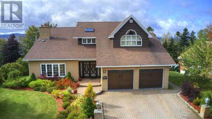 Single Family for sale in 4 MacGregor Place, Corner Brook, Newfoundland and Labrador, A2H7B7