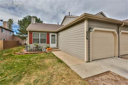 Residential for sale in 4239 Hunting Meadows Circle, Colorado Springs, CO, 80916