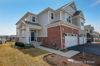 Townhouse for sale in 27W155 Breme Drive, Warrenville, IL, 60555