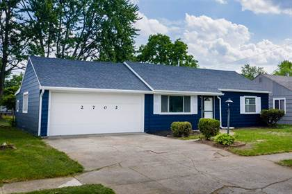 Residential Property for sale in 2702 Curdes Avenue, Fort Wayne, IN, 46805