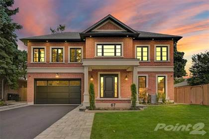 Residential Property for sale in 67 Ravensbourne Cres, Toronto, Ontario