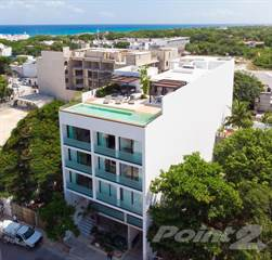 Apartment for sale in 2 Bedroom Downtown District, Beach and 5th Ave walking distance, Hard Rock Golf Club nearby, Playa del Carmen, Quintana Roo