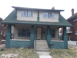 Single Family for sale in 2920 NORTHWESTERN Street, Detroit, MI, 48206