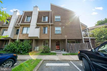 Residential Property for sale in 1734 DOGWOOD DRIVE C-6, Alexandria, VA, 22302