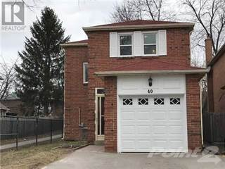 Single Family for sale in 40 MILEY DR, Markham, Ontario
