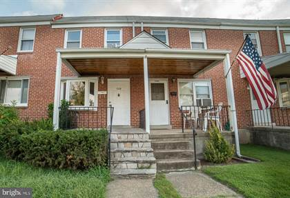 Residential Property for sale in 1219 HAVERHILL ROAD, Baltimore City, MD, 21229