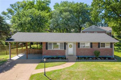 Residential Property for sale in 9301 Lodge Pole Lane, Crestwood, MO, 63126