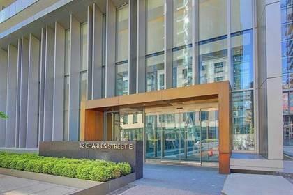 Condominium for sale in 42 Charles St E 4801, Toronto, Ontario, M4Y1T4