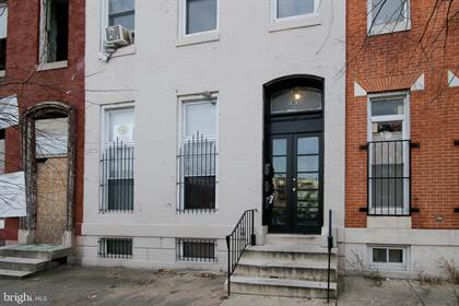 Residential Property for rent in 1812 MCCULLOH STREET, Baltimore City, MD, 21217