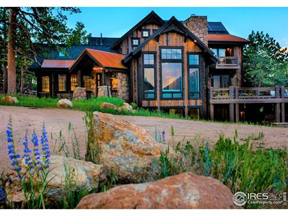 Residential Property for sale in 1195 Coyote Run, Estes Park, CO, 80517