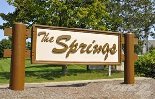 Apartment for rent in The Springs and Springs II Apartments - Constantia, Novi, MI, 48377