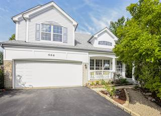 Single Family for sale in 466 Sierra Place, Gurnee, IL, 60031