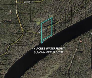 Lots And Land for sale in 0000 859th Ave, Branford, FL, 32008