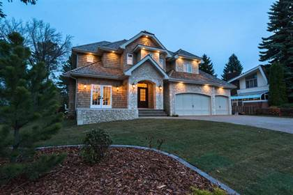 Single Family for sale in 47 MARLBORO RD NW, Edmonton, Alberta, T6J2C7
