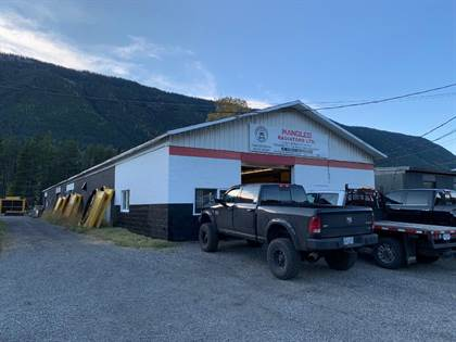 Retail Property for sale in 717 DOUGLAS FIR ROAD, Sparwood, British Columbia, V0B2G0