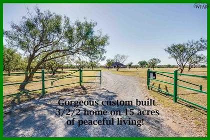 Residential Property for sale in 8377 COLEMAN ROAD, Archer City, TX, 76351