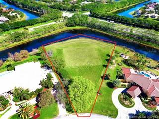 Land for sale in 3764 Pine Lake Dr, Weston, FL, 33332