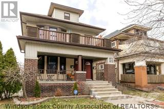 Single Family for sale in 971 DOUGALL, Windsor, Ontario