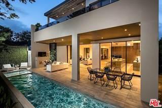 Single Family for rent in 849 North CURSON Avenue, Los Angeles, CA, 90046